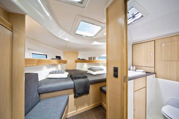 Boat for rent Bavaria Yachtbau 40.0 feet in Balearic Islands, Spain
