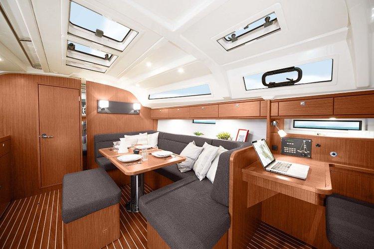 Boat for rent Bavaria Yachtbau 40.0 feet in Marina Trogir - SCT, Croatia