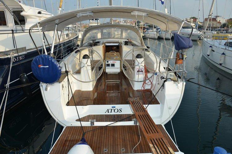 Enjoy Zadar region, HR to the fullest on our comfortable Bavaria Yachtbau Bavaria Cruiser 40