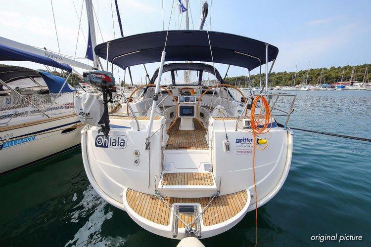 Experience Istra, HR on board this amazing Bavaria Yachtbau Bavaria 40 Vision