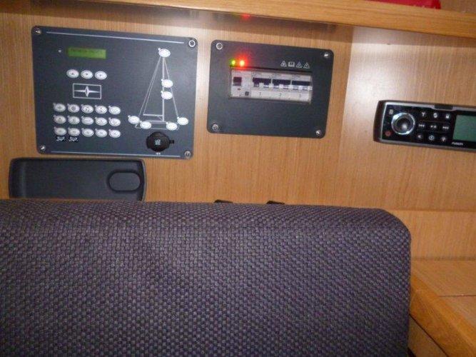 This 45.0' Bavaria Yachtbau cand take up to 8 passengers around British Virgin Islands
