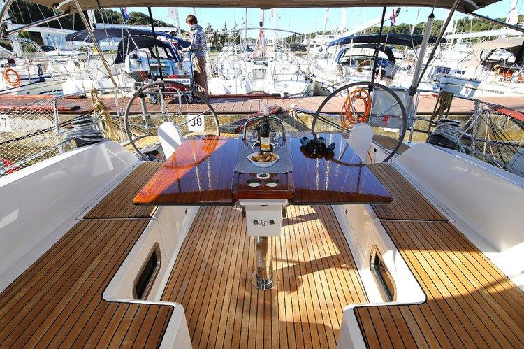 Bavaria Yachtbau's 46.0 feet in Istra
