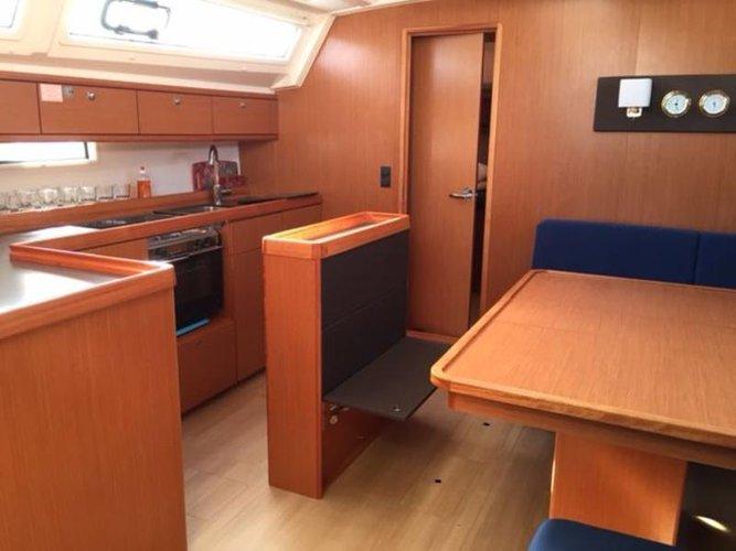 Discover Istra surroundings on this Bavaria Cruiser 46 Bavaria Yachtbau boat