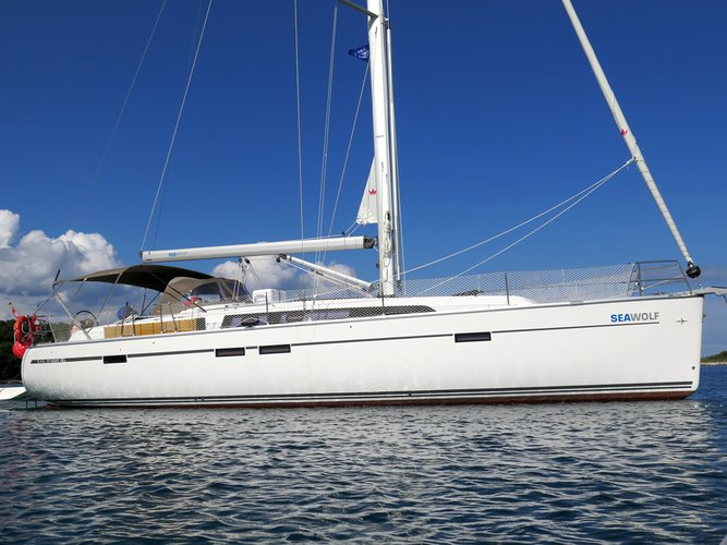 Enjoy luxury and comfort on this Bavaria Yachtbau Bavaria Cruiser 46 in Istra