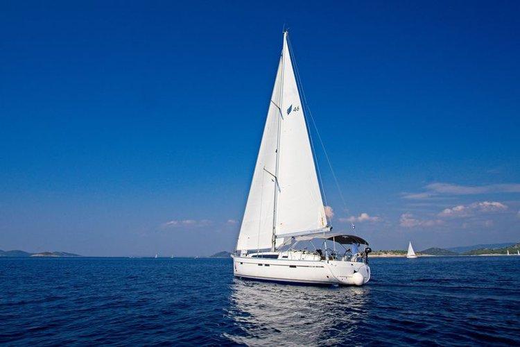 Charter this amazing sailboat in Šibenik region