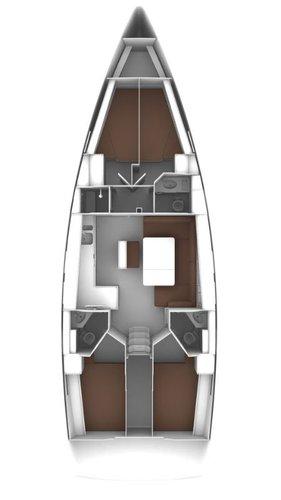 46.0 feet Bavaria Yachtbau in great shape