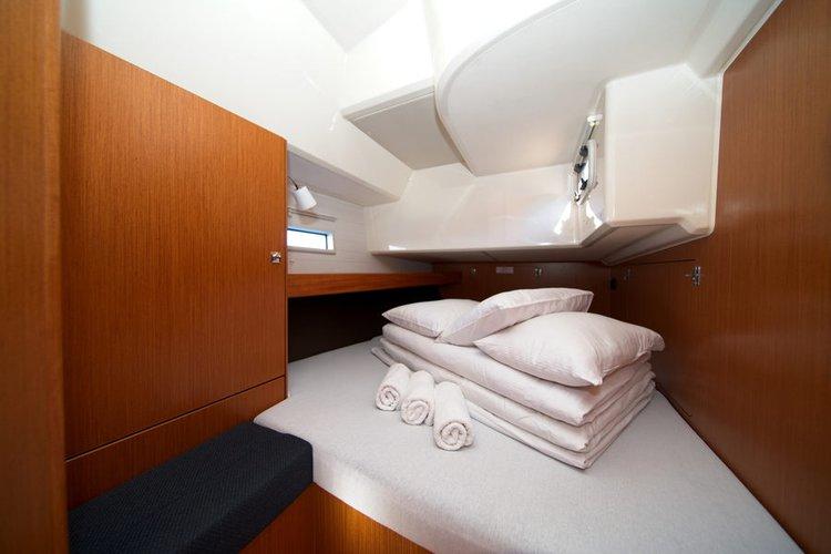Discover Šibenik region surroundings on this Bavaria Cruiser 46 Bavaria Yachtbau boat