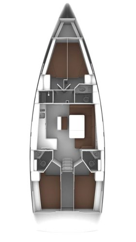 Boat for rent Bavaria Yachtbau 46.0 feet in Marina Trogir – ACI, Croatia