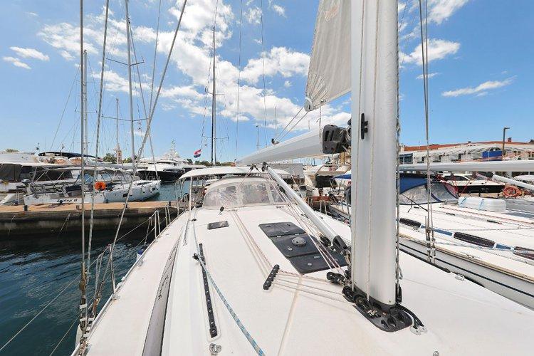 Boat for rent Bavaria Yachtbau 46.0 feet in Marina Tankerkomerc, Zadar, Croatia