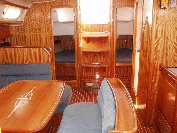 Discover Ionian Islands surroundings on this Bavaria 46 Cruiser Bavaria Yachtbau boat