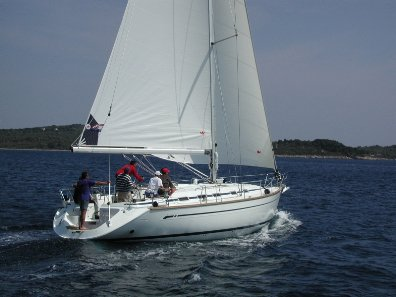 Jump aboard this beautiful Bavaria Yachtbau Bavaria 49