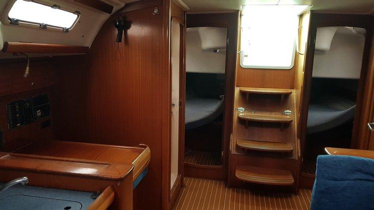 Discover Zadar region surroundings on this Bavaria 49 Bavaria Yachtbau boat