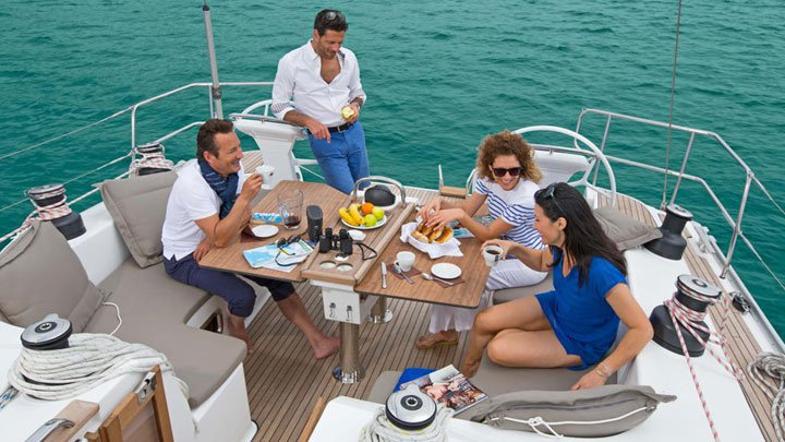Boat for rent Bavaria Yachtbau 51.0 feet in Balearic Islands, Spain