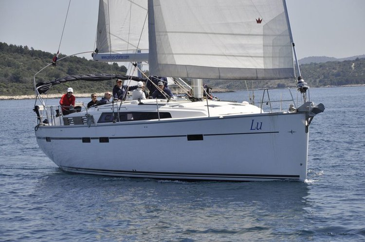 The best way to experience Šibenik region, HR is by sailing