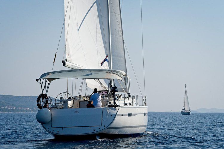 Discover Šibenik region surroundings on this Bavaria Cruiser 50 Bavaria Yachtbau boat
