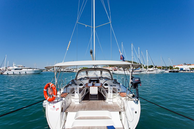 Boat for rent Bavaria Yachtbau 51.0 feet in Marina Hramina, Murter, Croatia