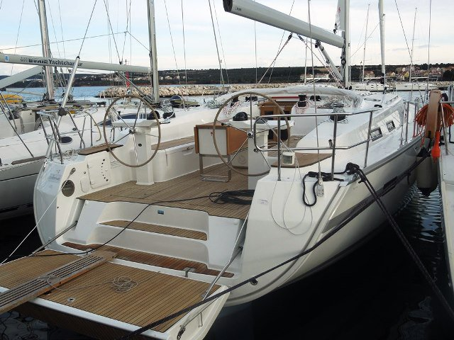 Enjoy luxury and comfort on this Bavaria Yachtbau Bavaria Cruiser 50 in Split region