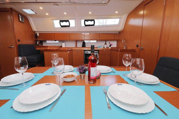 Bavaria Yachtbau's 51.0 feet in Split region