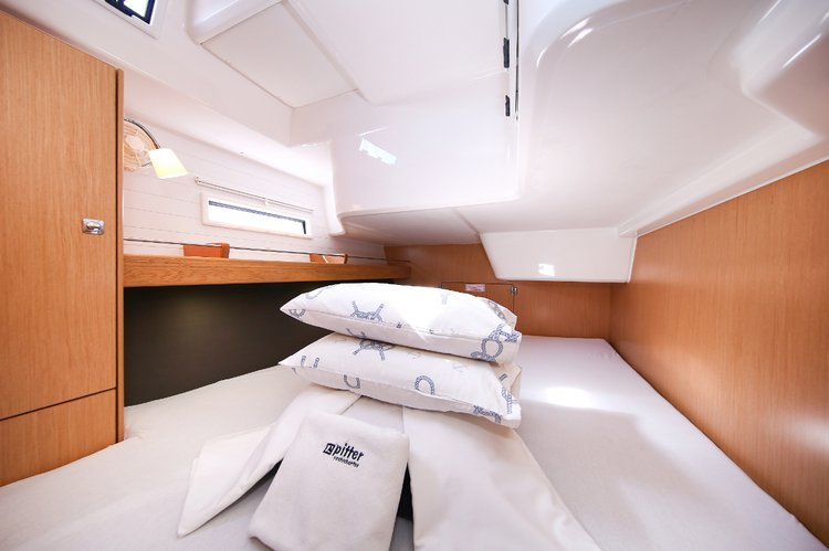 This 51.0' Bavaria Yachtbau cand take up to 10 passengers around Zadar region