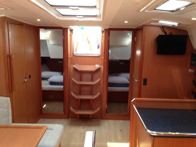 Discover Zadar region surroundings on this Bavaria Cruiser 50 Bavaria Yachtbau boat