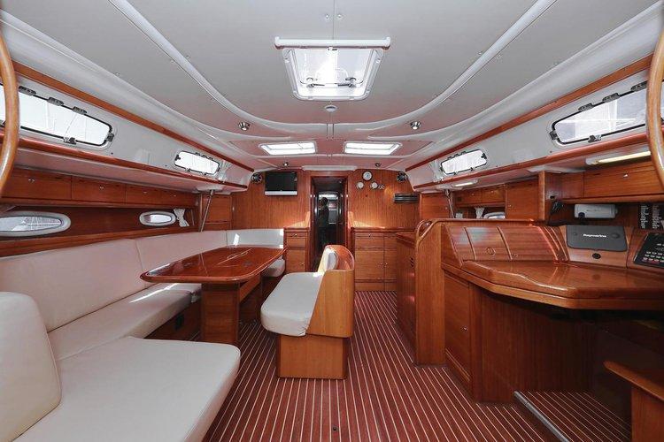 Discover Zadar region surroundings on this Bavaria 50 Cruiser Bavaria Yachtbau boat