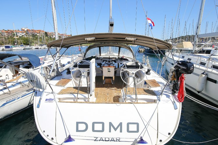 Experience Istra on board this elegant sailboat