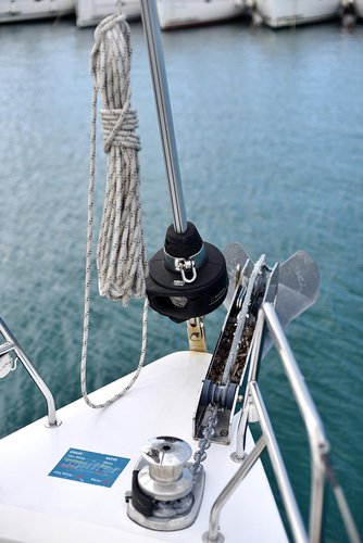 This 54.0' Bavaria Yachtbau cand take up to 11 passengers around Zadar region