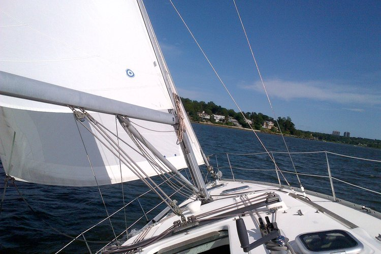 Boating is fun with a Beneteau in Port Washington