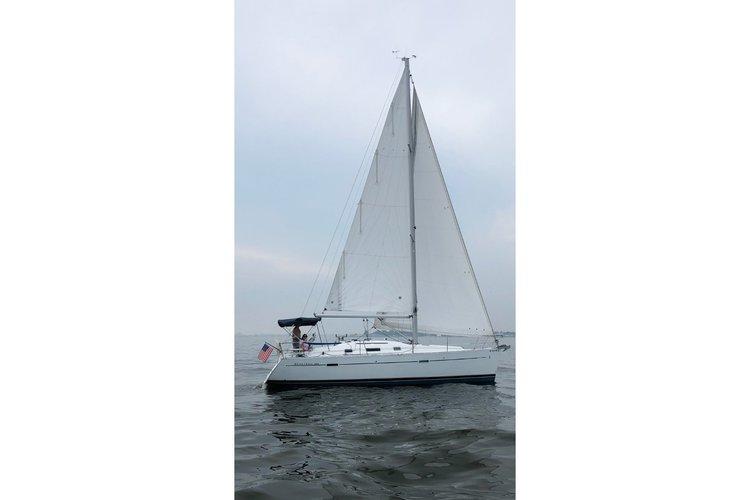 Beneteau boat for rent in Port Washington