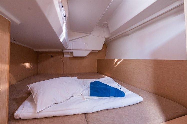 Boat for rent Bénéteau 37.0 feet in Marina Trogir – ACI, Croatia
