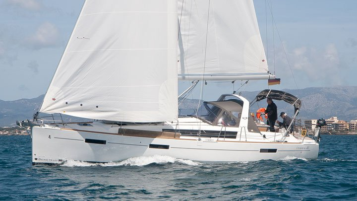 The best way to experience Balearic Islands, ES is by sailing