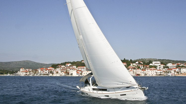 Boat for rent Bénéteau 40.0 feet in Marina Frapa, Rogoznica, Croatia