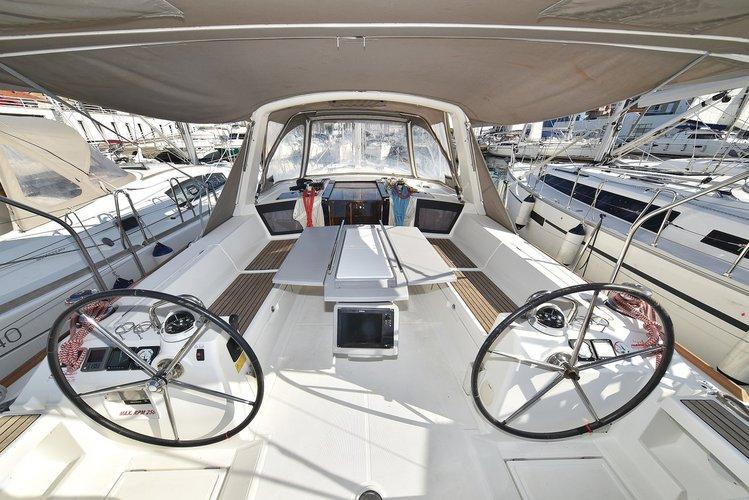 Boat for rent Bénéteau 40.0 feet in Marina Tankerkomerc, Zadar, Croatia