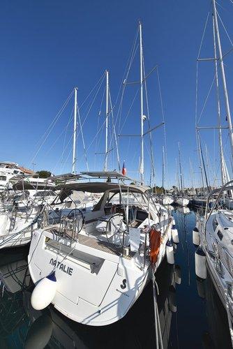 Bénéteau's 40.0 feet in Zadar region