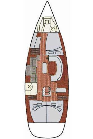Climb aboard this Bénéteau Oceanis Clipper 411 for an unforgettable experience