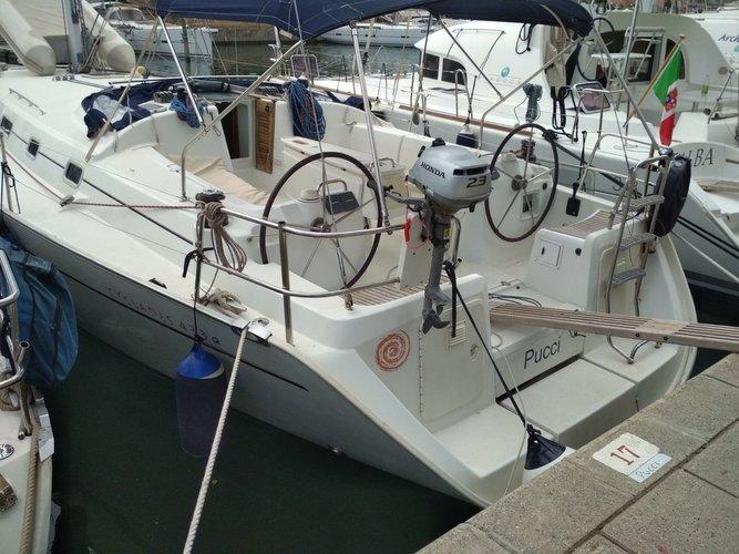 Boat for rent Bénéteau 43.0 feet in Sicily, Italy