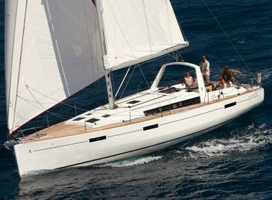 Experience Ionian Islands on board this elegant sailboat