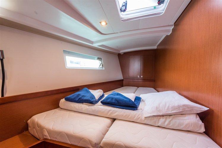 Boat for rent Bénéteau 45.0 feet in Marina Trogir – ACI, Croatia