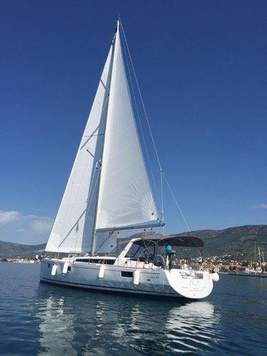 Bénéteau's 47.0 feet in Split region