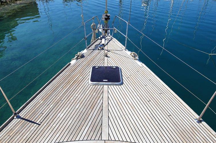 50.0 feet Bénéteau in great shape