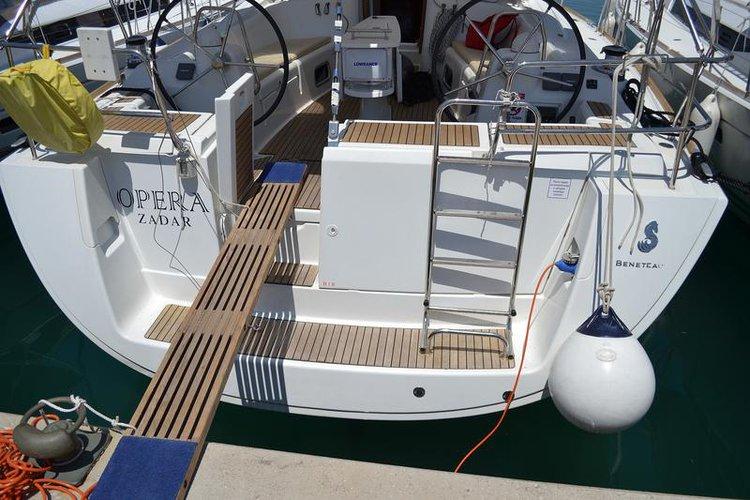 Zadar region, HR sailing at its best