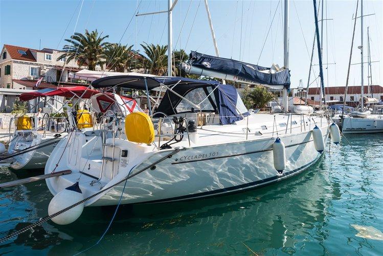 Other boat rental in Marina Trogir – ACI, Croatia
