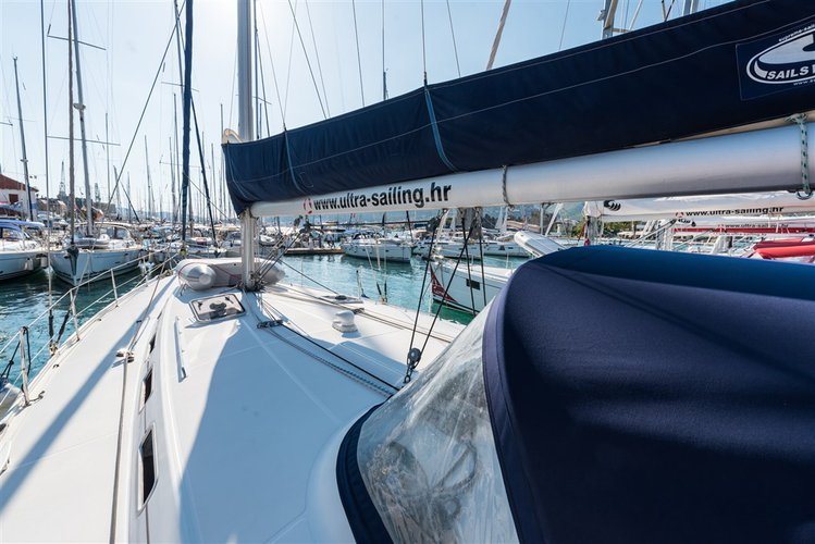 Boating is fun with a Beneteau in Split region