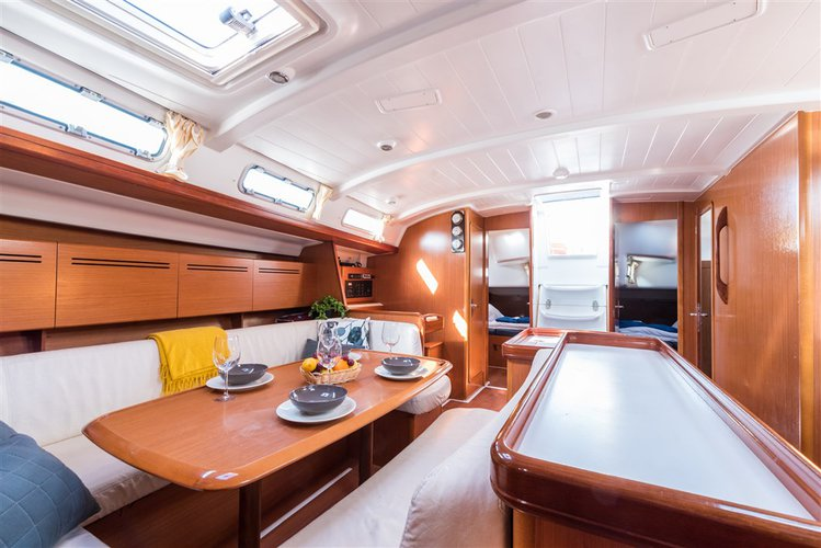 Boat for rent Bénéteau 51.0 feet in Marina Trogir – ACI, Croatia
