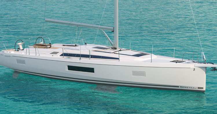 Rent this Bénéteau Oceanis 51.1 for a true nautical adventure