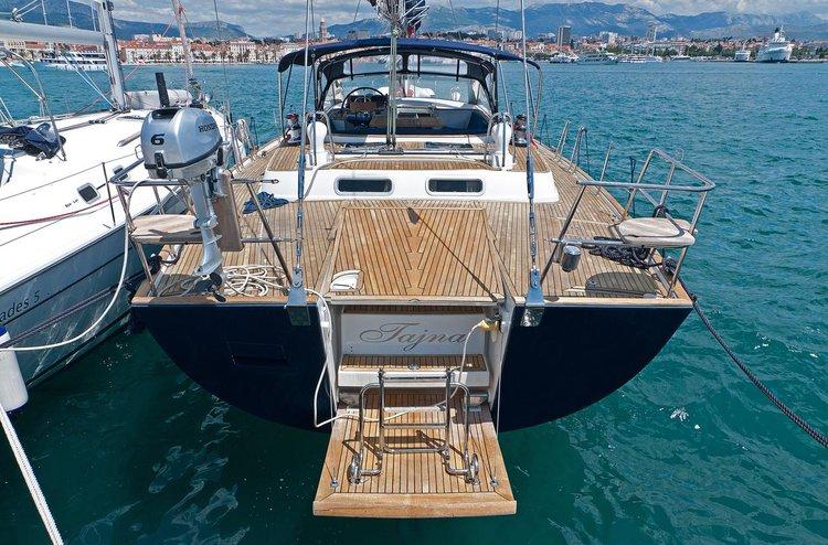 57.0 feet Bénéteau in great shape