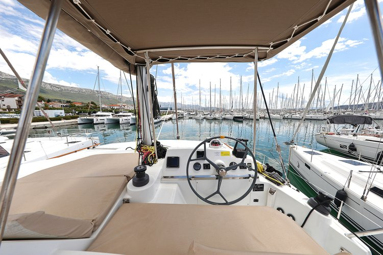 Boat for rent Catana 39.0 feet in Marina Kastela, Kastela, Croatia