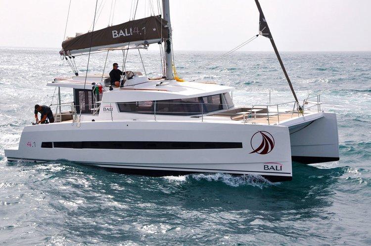 Catana's 40.0 feet in Split region