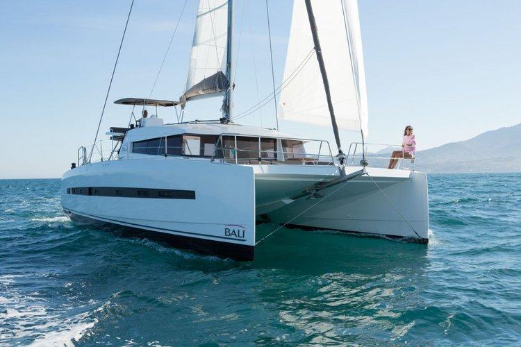 Catana's 44.0 feet in Split region