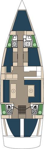 Boat for rent D&D Yacht 54.0 feet in Marina Split - ACI , Croatia